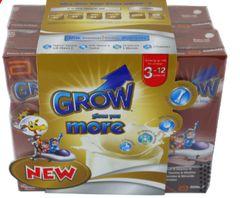 Grow RTD Milk Choc 6X180ML