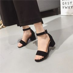 Simple Chunky Sandals For Girls