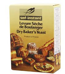 Saf Instant Dry Baker Yeast 55G