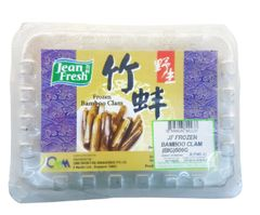 JF Frozen Bamboo Clam 500G