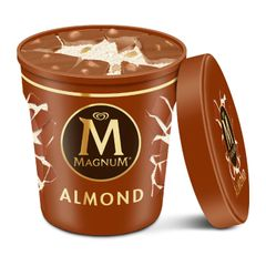 Magnum Almond Vanilla Ice Cream 440 ml