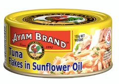 Ayam Tuna Flakes IN S/Flower Oil 150g
