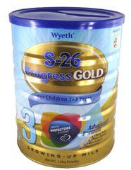 S26 Progress Gold ST3 1.6KG
