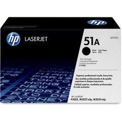 HP 51A BLACK LASERJET TONER CARTRIDGE Q7551A