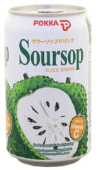 Pokka Soursop 300ml