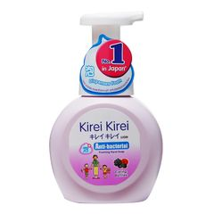 Kirei Kirei Anti-Bacterial Caring Berries Foaming Hand Soap 250 ml
