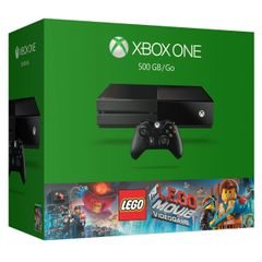 Xbox One Lego Movie Console
