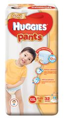 Huggies Gold Pants XXL 32S