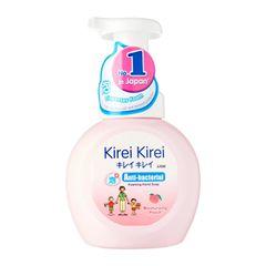 Kirei Kirei Moisturizing Peach Anti-Bacterial Foaming Hand Soap 250 ml