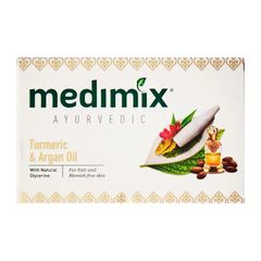 Medimix Turmeric Shower Soap 125g