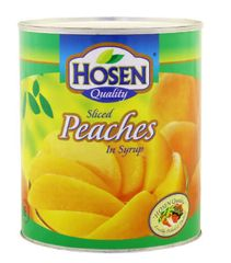 Hosen Peaches Slice 825G