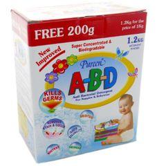 Abd Detergent B/W Premium 1.2KG