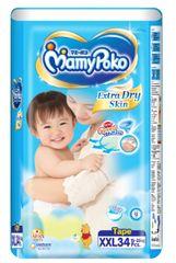 Mamy Poko Extra Dry Diapers XXL 34S