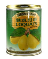 Yifon Loquats IN Syrup 567G