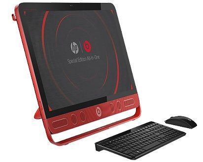HP ENVY 23-n201d Beats AIO i5-4460