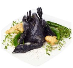 Fresh Black Chicken 400g - 700g