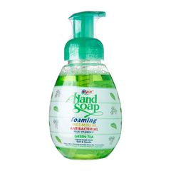 Yuri Handsoap Premium Foaming Green Tea 410ml