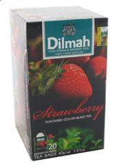 Dilmah F/Env T/Bag-Sb Straw 20X2G