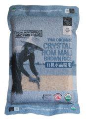 Chang Organic Crystal Brown Rice 2KG