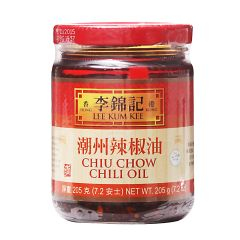 Lee Kum Kee Chiu Chow Chili Oil 205 g