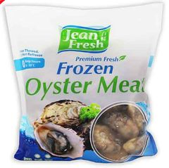 JF Frozen Oyster Meat 550G