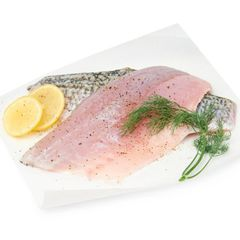 Fresh Seabass Fillet 240 g
