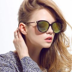 Proof UV Browline Retro Sunglasses
