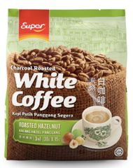 Super 3IN1 W/Coffee C/R HAZELNUT15X36g