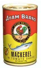 Ayam Mackerel 155g