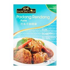 Dancing Chef Padang Rendang Paste 100 g
