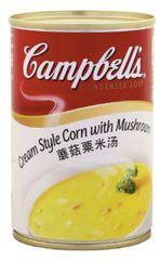 Campbell's Corn/Mushroom 305g