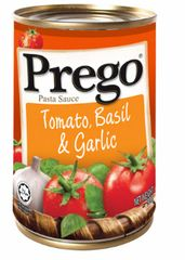 Prego T/B&Garlic 300G
