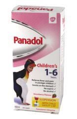 Panadol Syrup For Children 60ML
