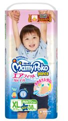Mamy Poko Air Fit Pants Boy XL 38S