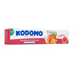 Kodomo Strawberry Flavor Children's Toothpaste 40 g