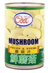 Ice Cool Mushroom Slice 425G