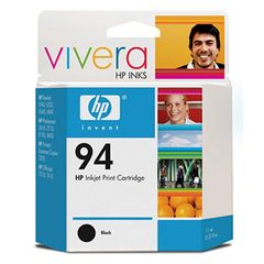 HP 94 BLACK INK CARTRIDGE C8765WA