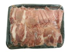 Frozen Lean Meat Slices 500g