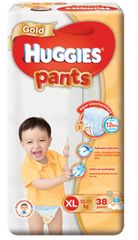 Huggies Gold Pants XL 38S