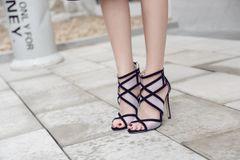 Stiletto Women Gladiator Sandals