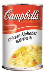 Campbell's Chicken Alphabet 305g