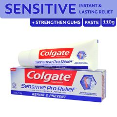 Colgate Sensitive Pro Relief Repair And Prevent Toothpaste 114 g