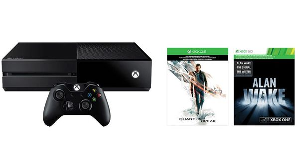 Xbox One 500GB LE Black Console QB