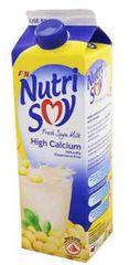 Nutrisoy Hi-Cal Soya Milk 1L