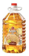 Knife Rice Bran Oil 5L
