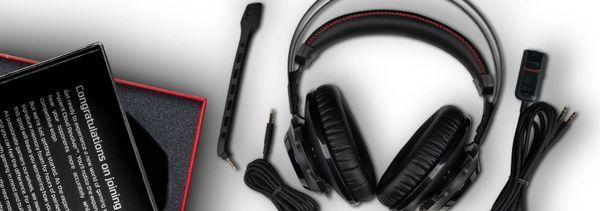 KINGSTON HyperX Cloud Revolver Pro Gaming Headset