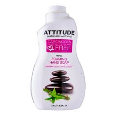 Attitude Foaming Hand Soap Refill - Coriander And Olive 1.04 L