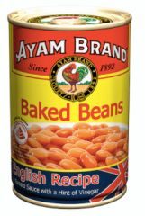 Ayam Baked Beans English Recipe 425g