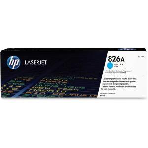 HP 826A CYAN LASERJET TONER CARTRIDGE CF311A