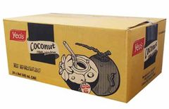 Yeo's Coconut Juice 24X300ml